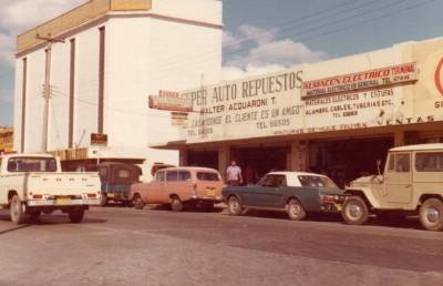 la terminal - 1969