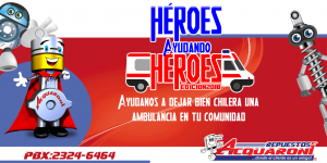 Foto Media Acquaroni Heroes 2018