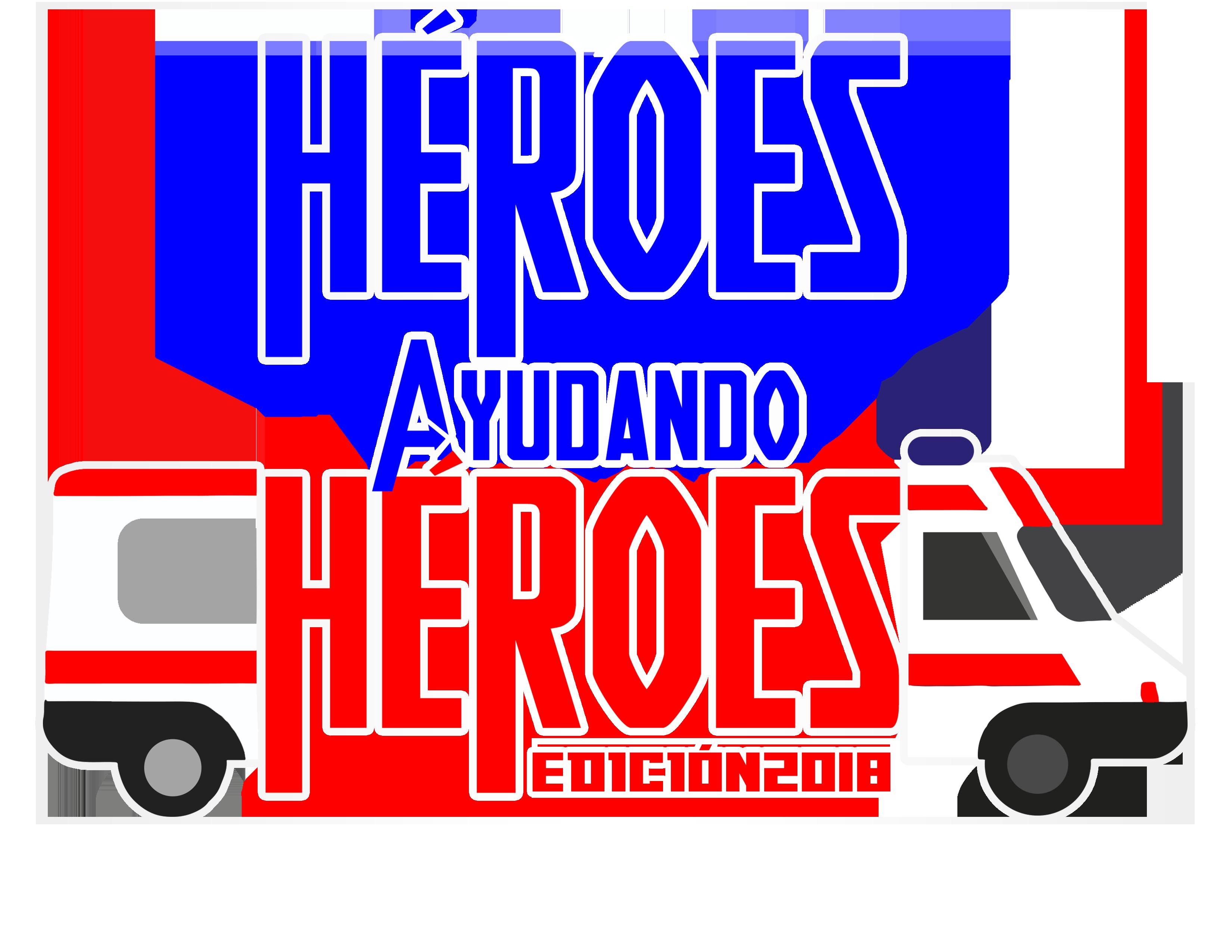 Héroes Ayudando Logo Acquaroni