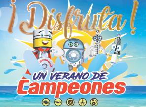 Verano de Campeones Acquaoni