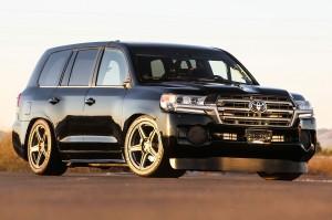 Toyota Acquaroni Land Cruiser